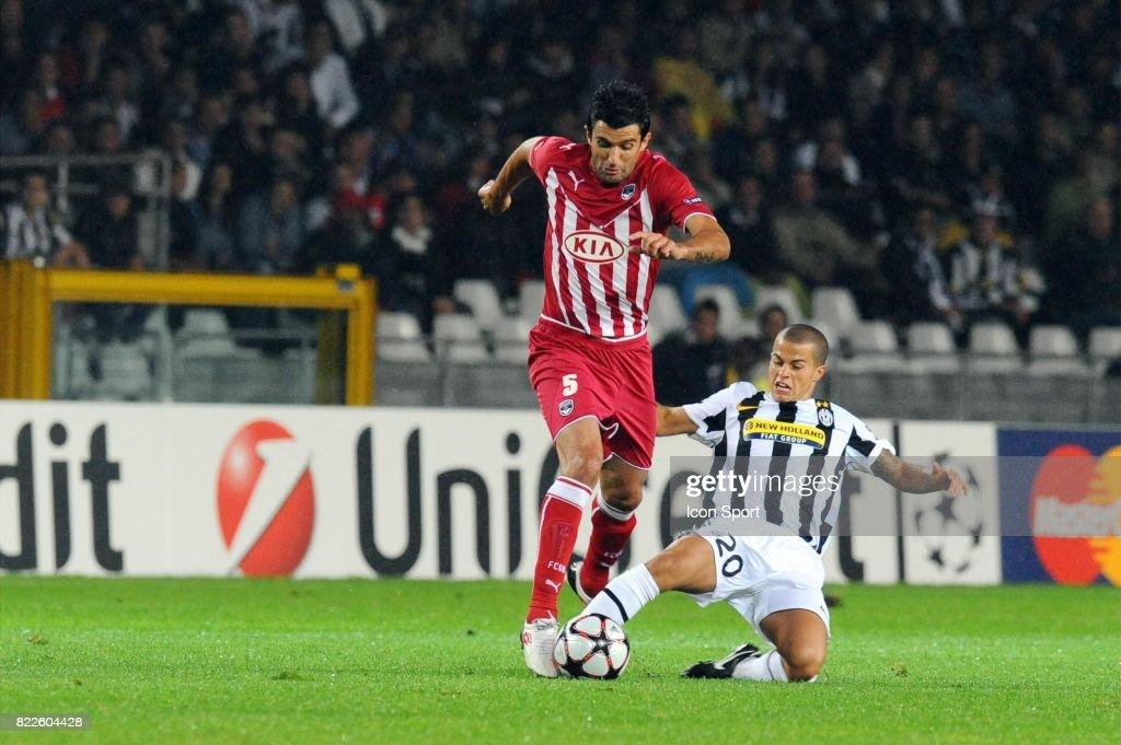 aaddf9584 FERNANDO   Fabio CANNAVARO - - Juventus   Bordeaux - Championas ...