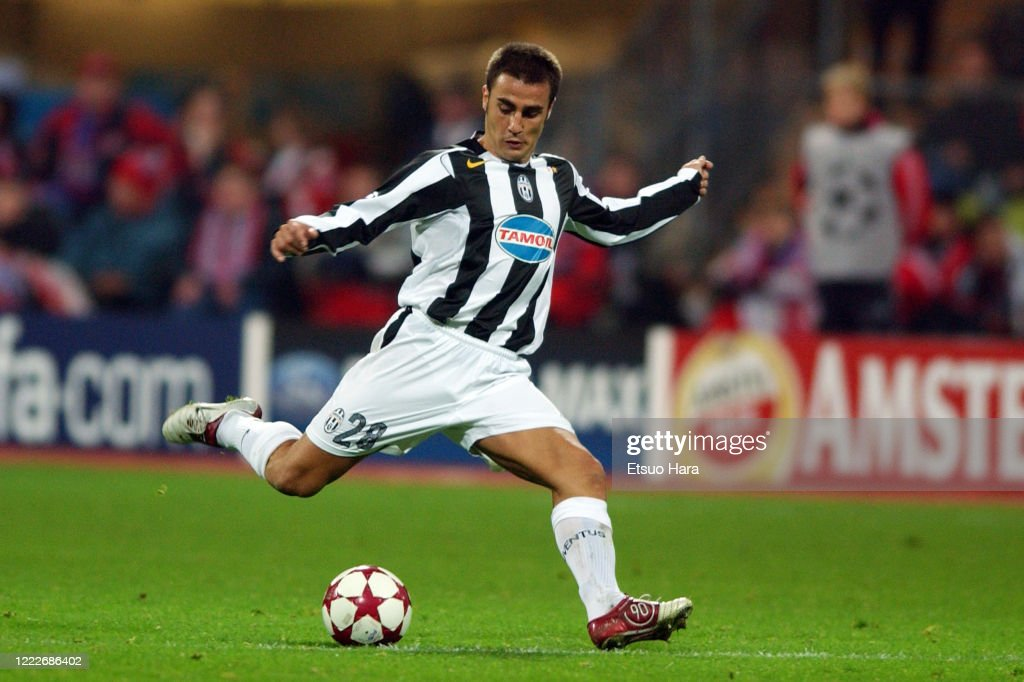Bayern Munich v Juventus - UEFA Champions League Group C : News Photo