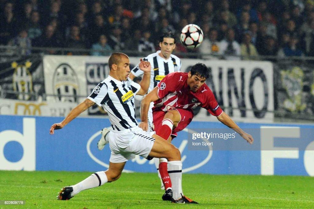 024e46076 Fabio CANNAVARO   Yoann GOURCUFF - - Juventus   Bordeaux ...