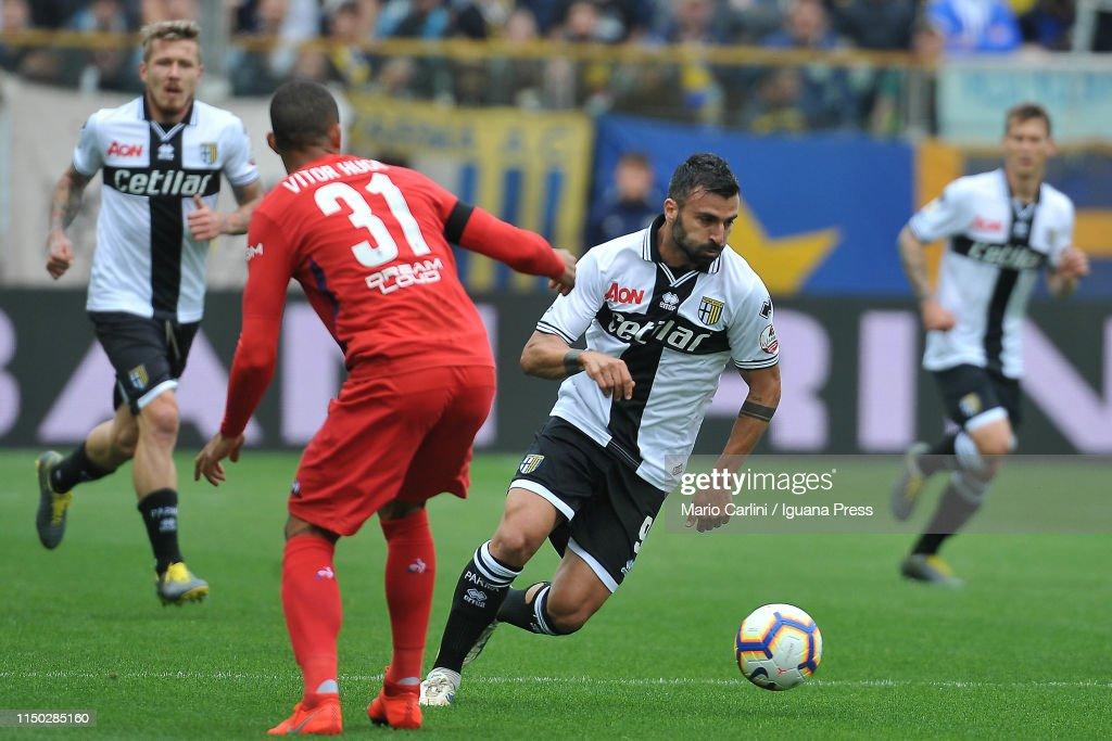 ITA: Parma Calcio v ACF Fiorentina - Serie A
