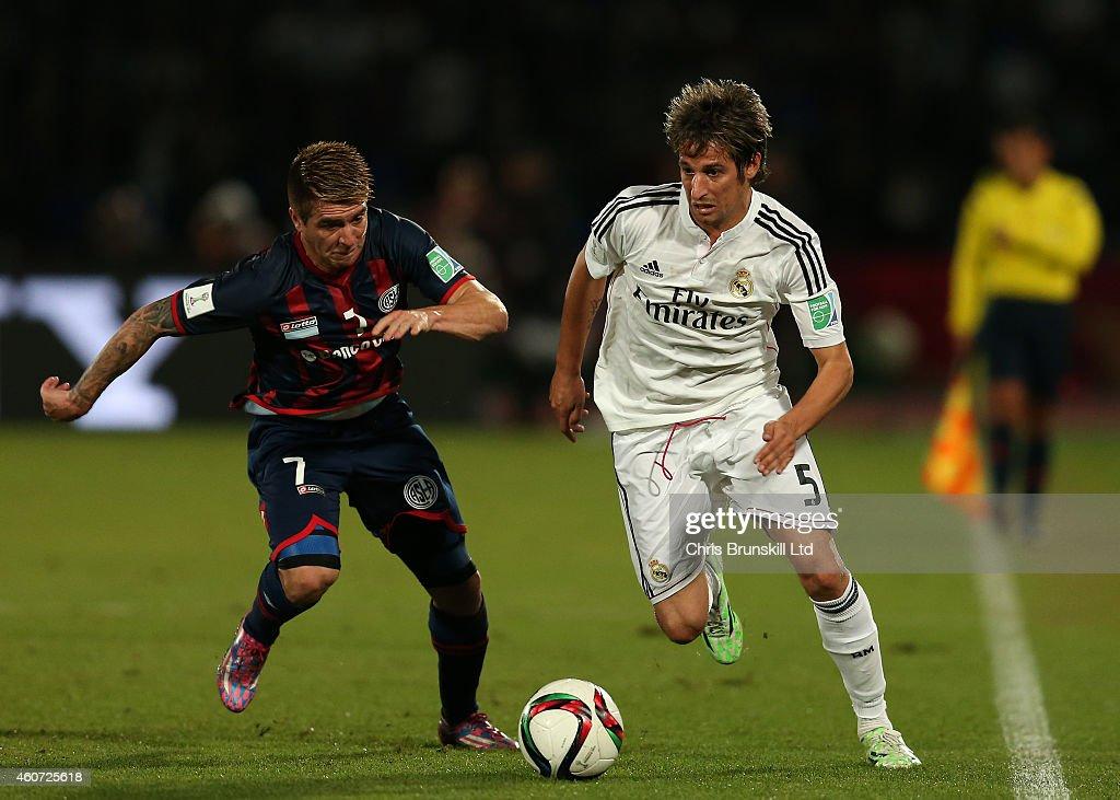 Real Madrid CF v San Lorenzo - FIFA Club World Cup Final : News Photo
