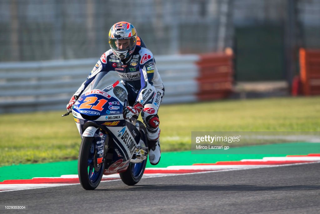 MotoGP of San Marino - Qualifying : News Photo