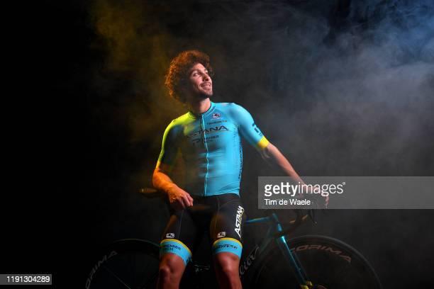Fabio Felline of Italy and Astana Pro Team / Wilier Triestina 0 SLR Bike / during the Astana Pro Team 2020, Photo Session / @AstanaTeam /...