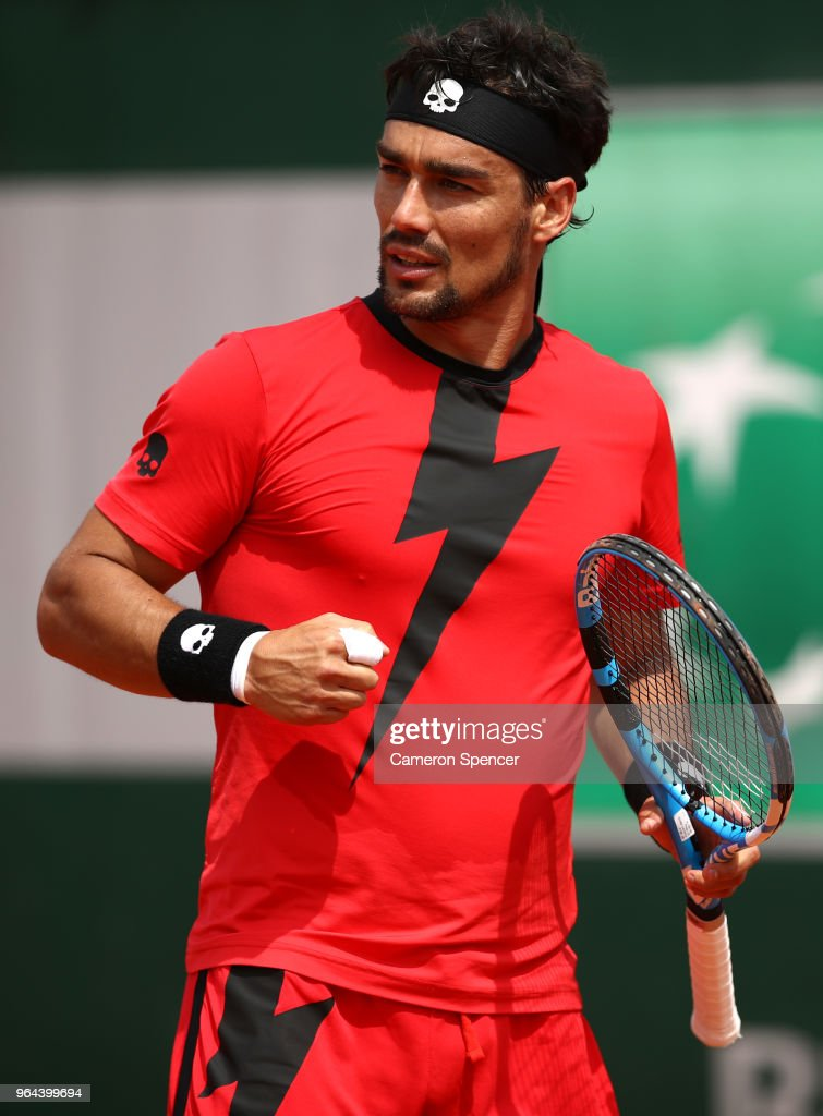 2018 French Open - Day Five : News Photo