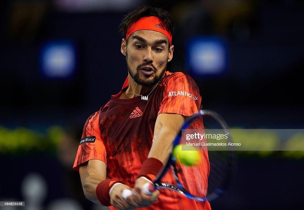 Valencia Open : News Photo