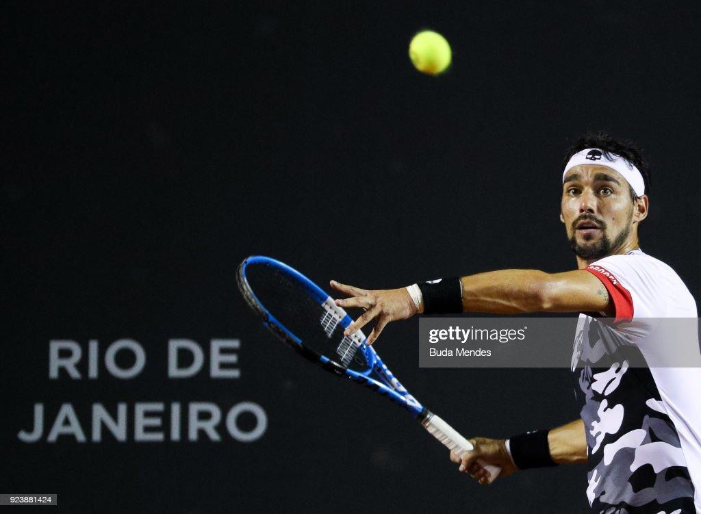 Rio Open 2018 - Day 6 : News Photo
