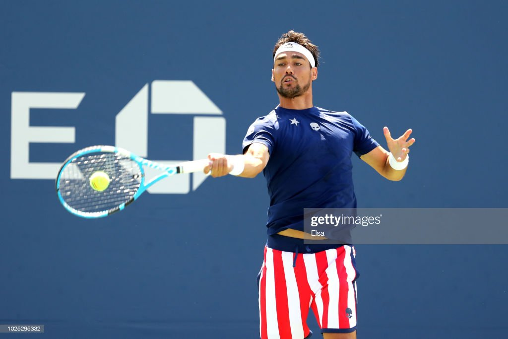 2018 US Open - Day 4 : News Photo