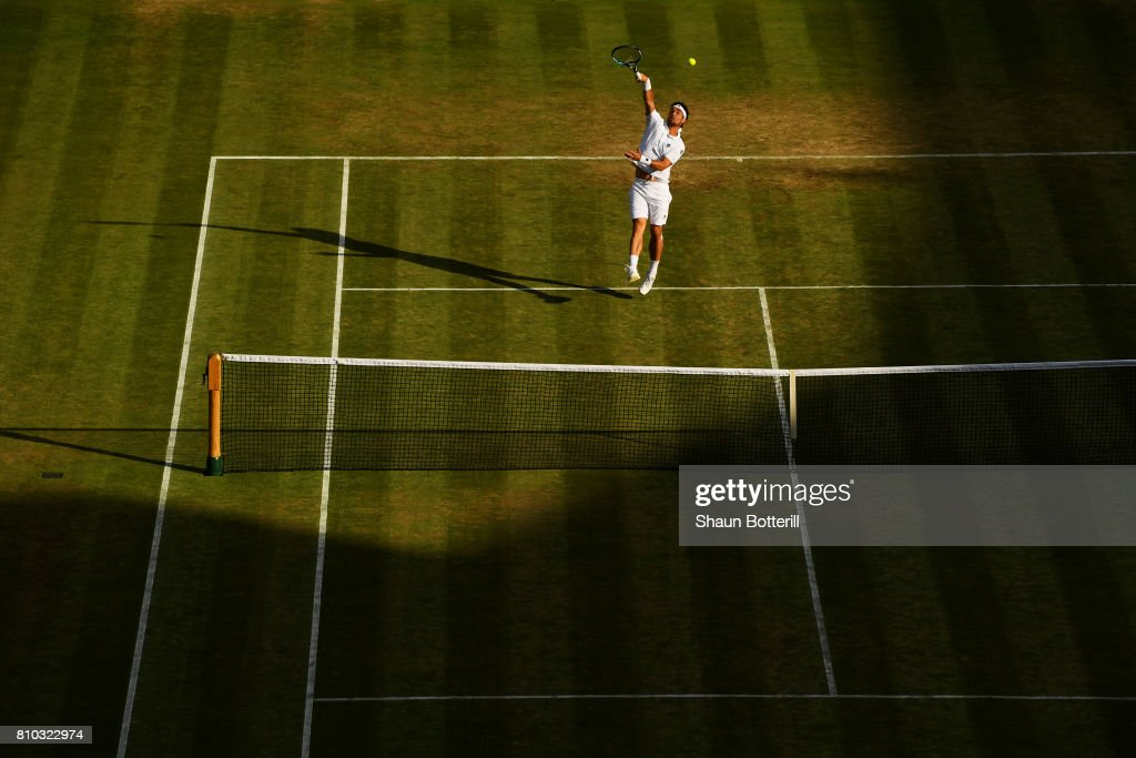 Day Five: The Championships - Wimbledon 2017