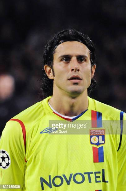 Fabio GROSSO Lyon / Steaua Bucarest 1er tour Champions League