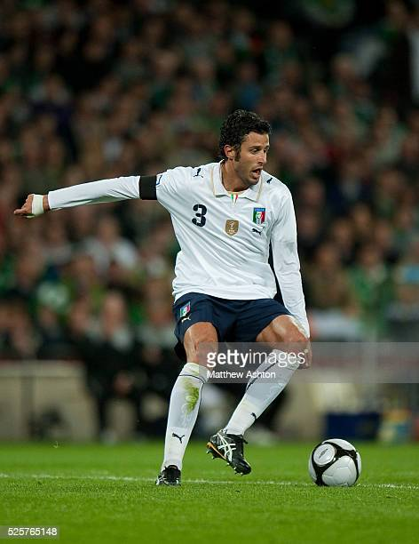 Fabio Grosso of Italy