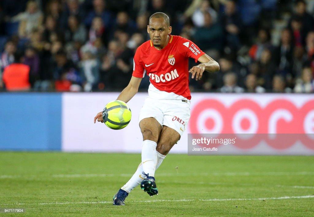 Paris Saint Germain v AS Monaco - Ligue 1 : ニュース写真