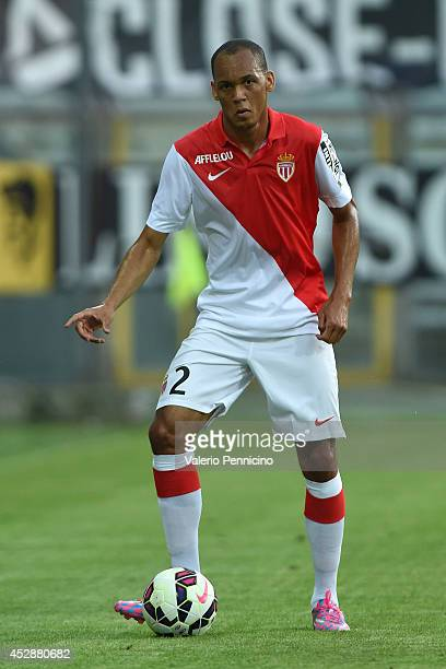 Fabio Henrique Tavares of AS Monaco FC in action during the preseason friendly match between FC Parma and AS Monaco FC at Stadio Ennio Tardini on...
