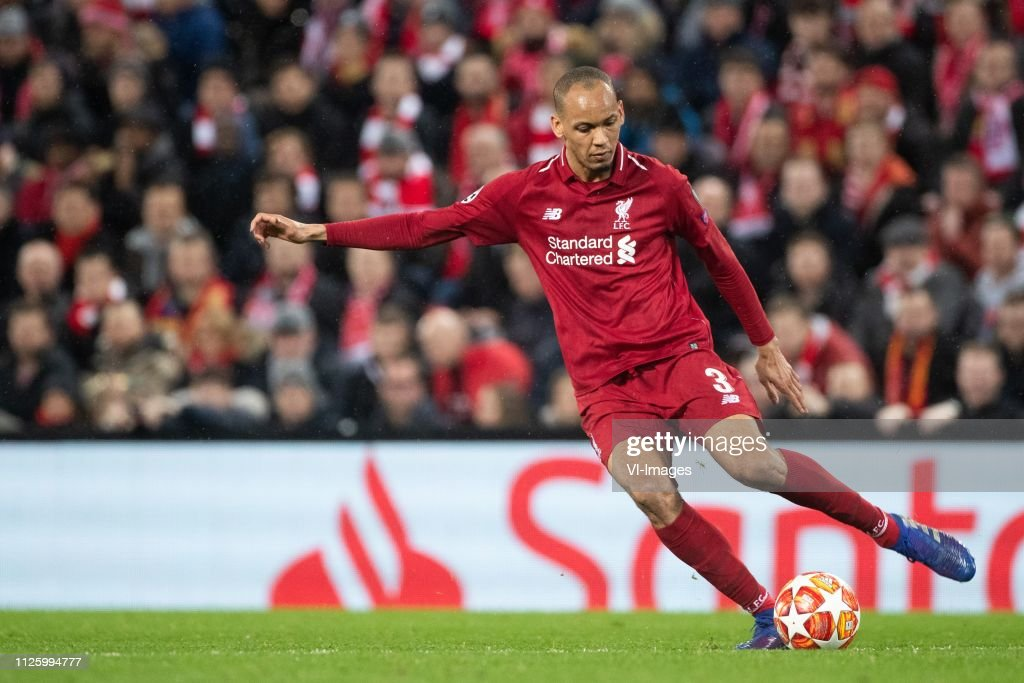 UEFA Champions League'Liverpool FC v Bayern Munich' : News Photo