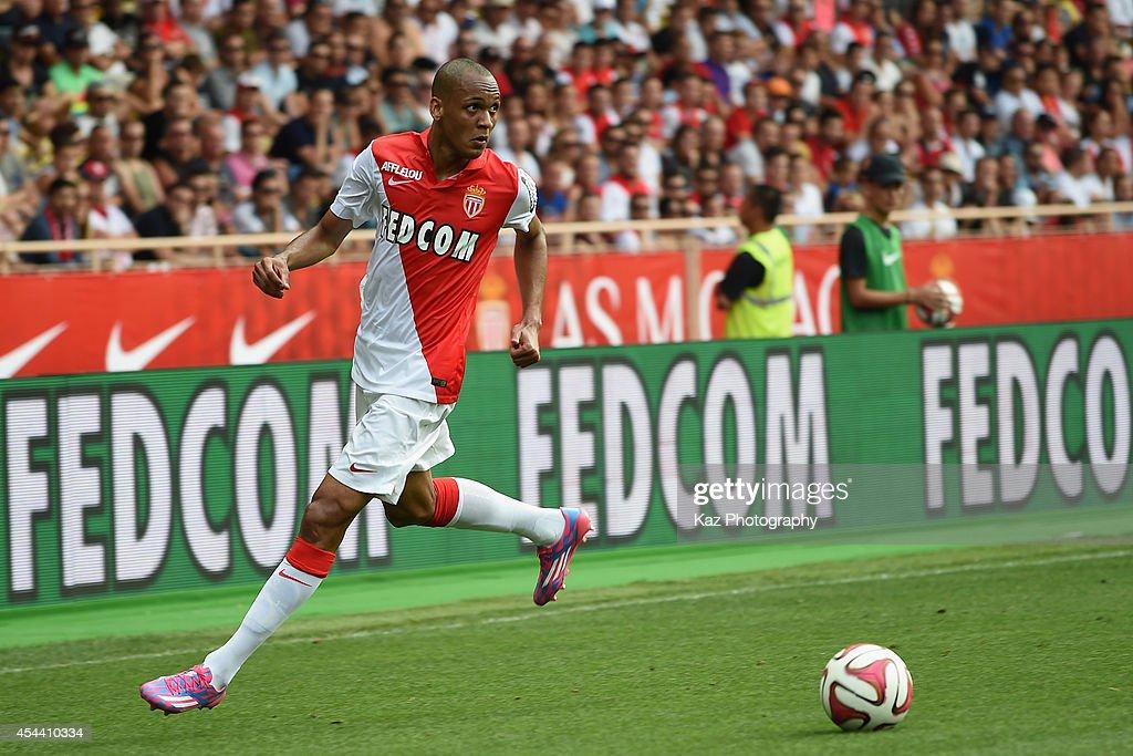 AS Monaco FC  v LOSC Lille - Ligue 1 : Photo d'actualité