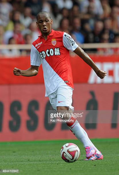 Fabio Henrique Tavares of Monaco in action during the French Ligue 1 match between AS Monaco FC and LOSC Lille at Louis II Stadium on August 30, 2014...