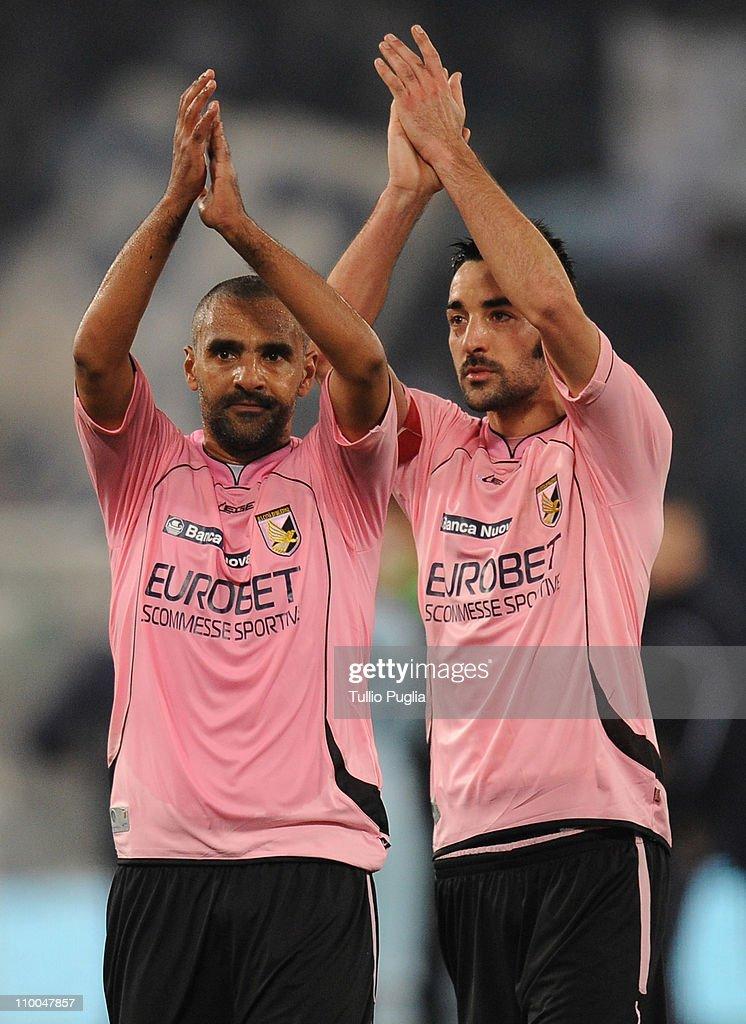 SS Lazio v US Citta di Palermo - Serie A