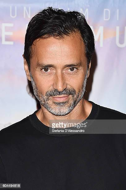 Fabio Novembre attends a photocall for 'L'Estate Addosso Summertime' on September 13 2016 in Milan Italy