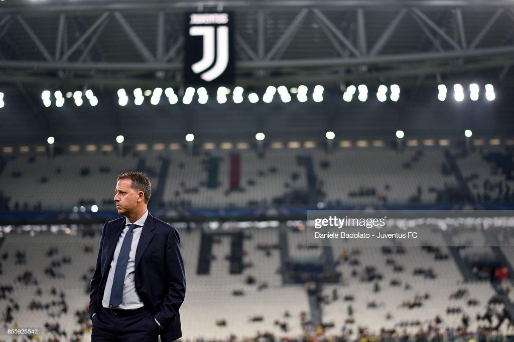 Juventus v Olympiakos Piraeus - UEFA Champions League : News Photo