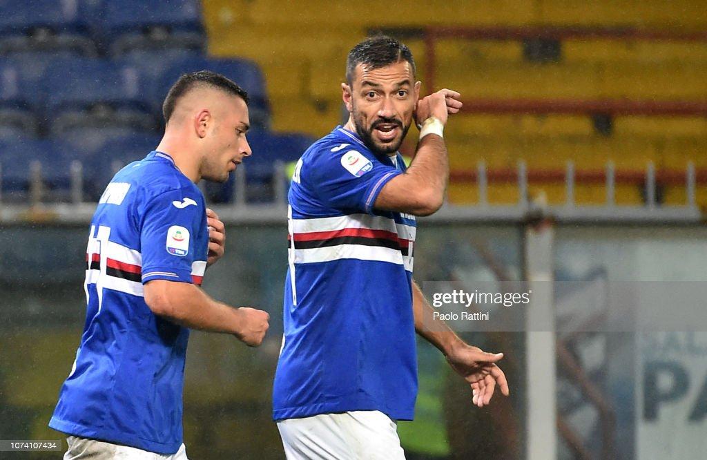 UC Sampdoria v Parma Calcio - Serie A : News Photo