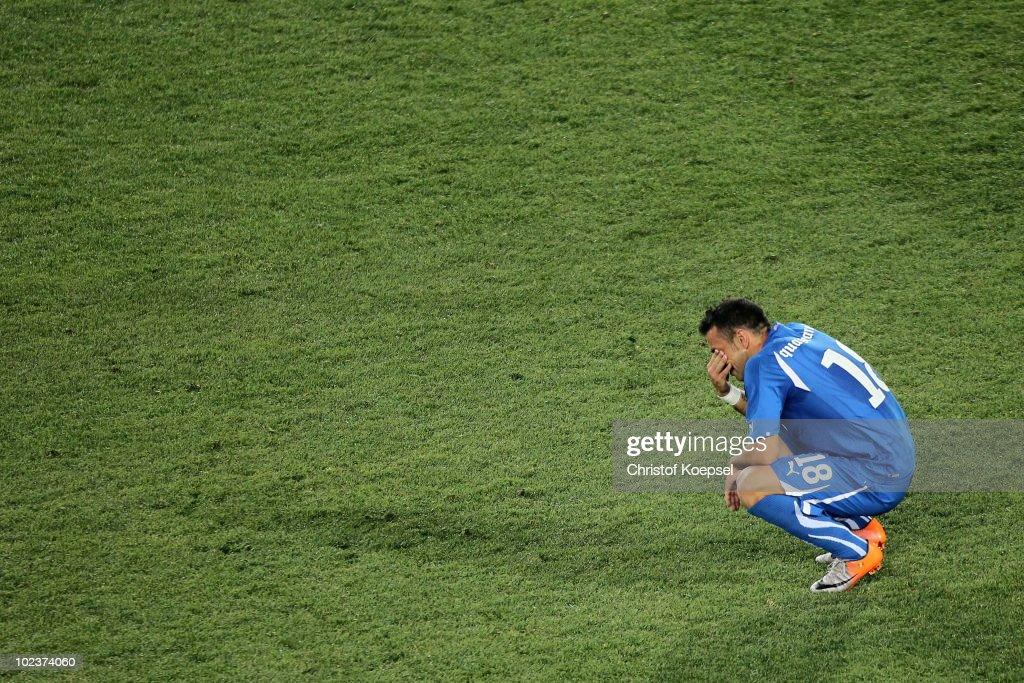 Slovakia v Italy: Group F - 2010 FIFA World Cup