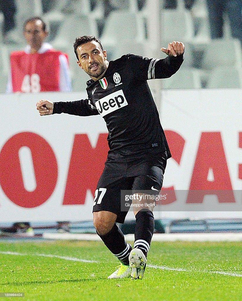 Pescara v Juventus FC - Serie A