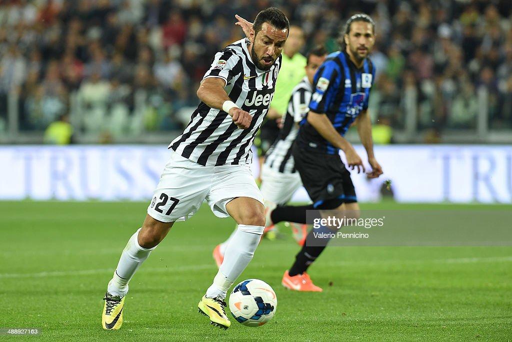 Juventus v Atalanta BC - Serie A : Fotografia de notícias