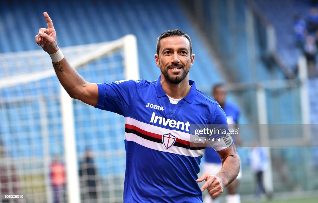 UC Sampdoria v ACF Fiorentina - Serie A