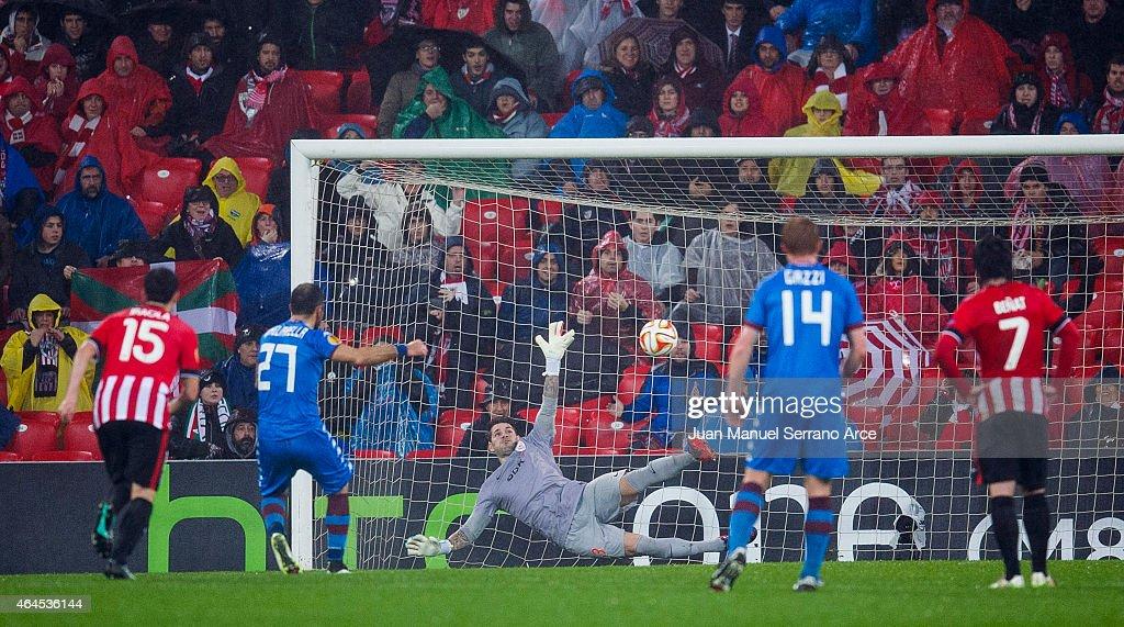 Athletic Club v Torino FC - UEFA Europa League Round of 32 : News Photo