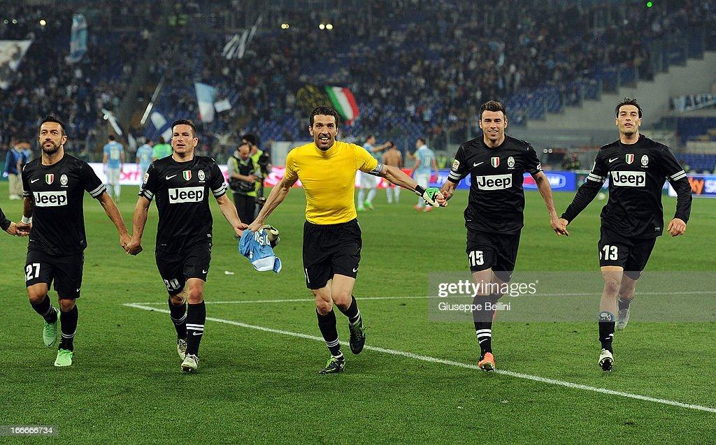 S.S. Lazio v Juventus - Serie A