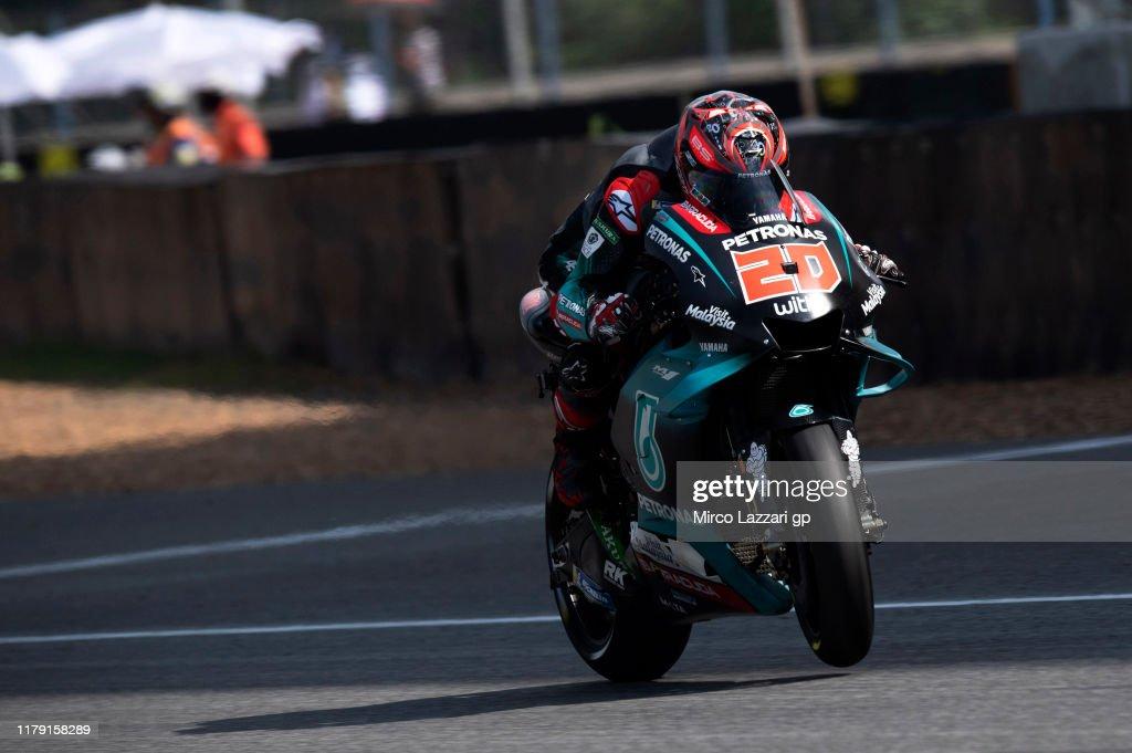 MotoGP of Thailand - Qualifying : News Photo