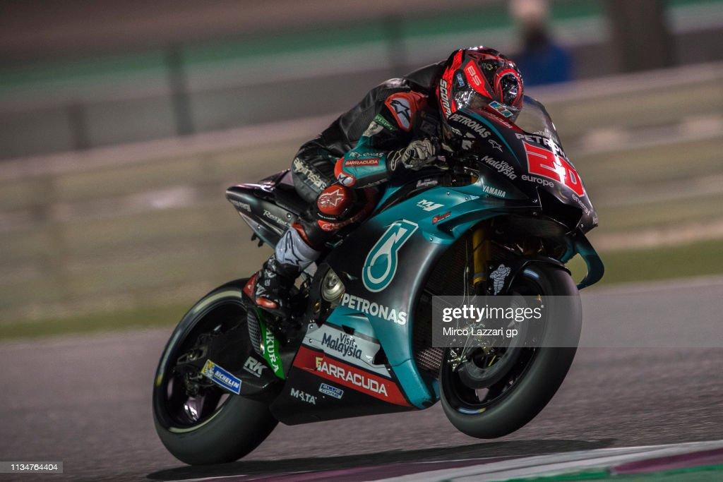 MotoGP of Qatar - Qualifying : News Photo
