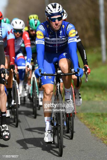 Fabio Sabatini of Italy and Team Deceuninck QuickStep / during the 77th Paris Nice 2019 Stage 3 a 200km stage from Cepoy to MoulinsYzeure / PN /...