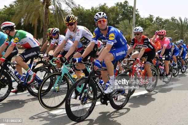 Fabio Sabatini of Italy and Team DeceuninckQuickStep / Laurens De Plus of Belgium and Team JumboVisma White Best Young Rider Jersey / Markel Irizar...