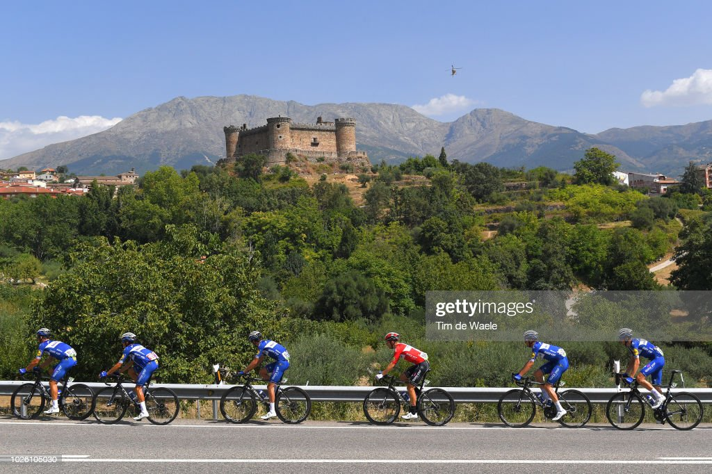 Cycling: 73rd Tour of Spain 2018 / Stage 9 : Nachrichtenfoto