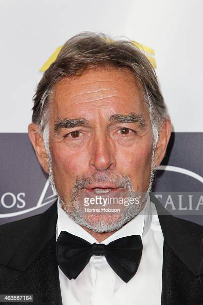 Fabio Testi attends the Los Angeles Italia opening gala at TCL Chinese 6 Theatres on February 15 2015 in Hollywood California