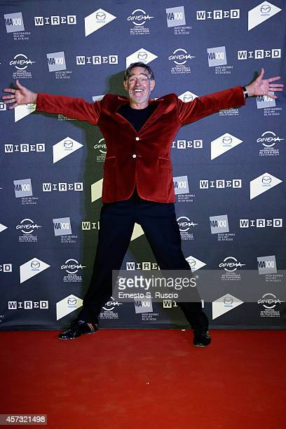 Fabio Testi attends the 'Rome film festival Opening Party' on October 16, 2014 in Rome, Italy.
