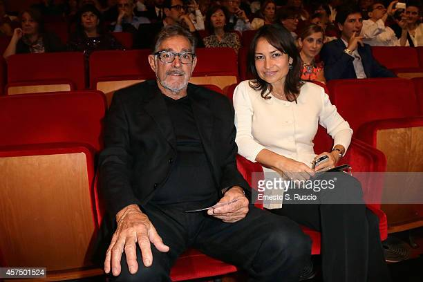 Fabio Testi attends the 'Time Out of Mind' Red Carpet during the 9th Rome Film Festival on October 19, 2014 in Rome, Italy.