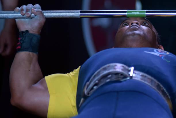 COL: Para Powerlifting World Cup Bogotá 2021: Day 3