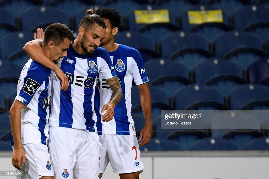 FC Porto v Belenenses SAD - Liga NOS : News Photo