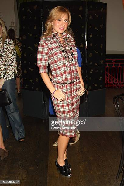 Fabiola Beracasa attends VICTORIA'S SECRET Luncheon to Introduce INTIMISSIMI Hosted by Ana Beatriz Barros Fabiola Beracasa Emilia Fanjul Pfeifler and...