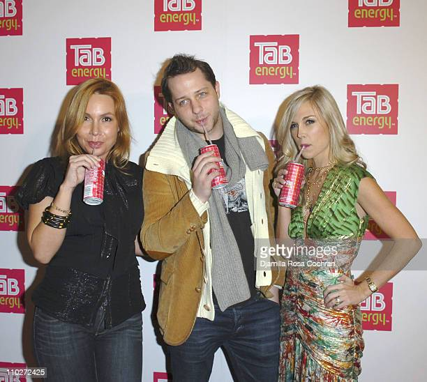 Fabiola Beracasa Derek Blasberg and Tinsley Mortimer