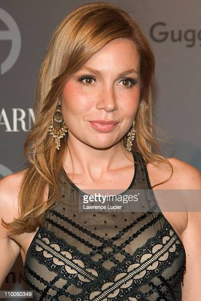 Fabiola Beracasa during Solomon R Guggenheim Museum's Young Collectors Council 2006 Artists Ball Sponsored By Giorgio Armani at Solomon R Guggenheim...