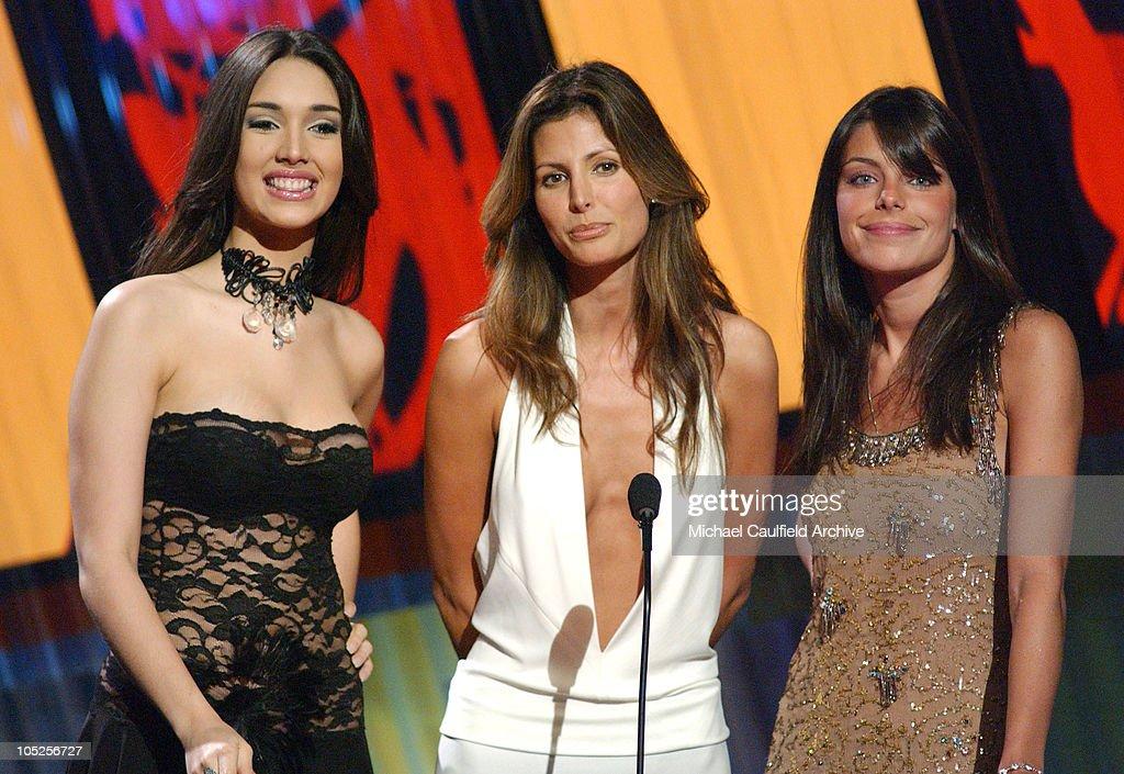 MTV Video Music Awards Latin America 2003 - Show : News Photo