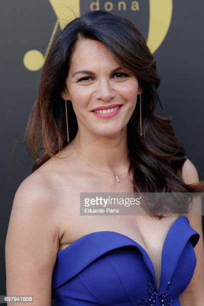 Fabiola Martinez attends the 'Yo Donna International Awards' photocall at Duques de Pastrana palace on June 19 2017 in Madrid Spain