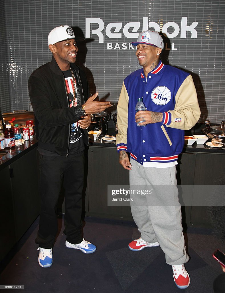 Celebrities Attend The Miami Heat Vs Brooklyn Nets Game - November 1, 2013 : News Photo