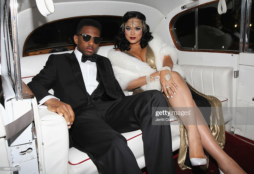 Fabolous' The Great Fabsby Birthday Celebration : News Photo