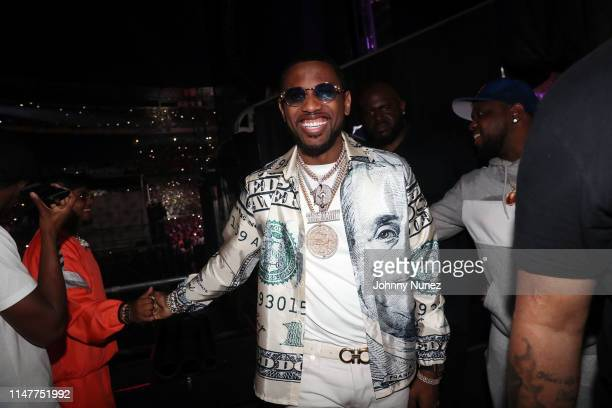 Fabolous attends Summer Jam 2019 at MetLife Stadium on June 2 2019 in East Rutherford New Jersey