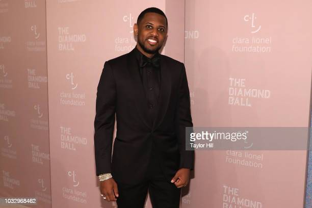 Fabolous attends the 2018 Diamond Ball at Cipriani Wall Street on September 13 2018 in New York City
