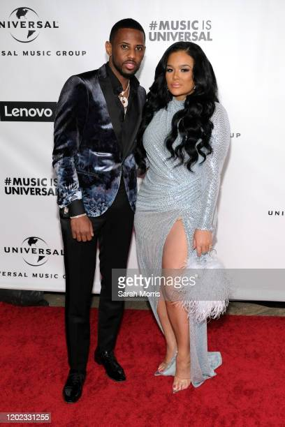 Fabolous attends the 2020 Grammy after party hosted by Universal Music Group on January 26, 2020 in Los Angeles, California.