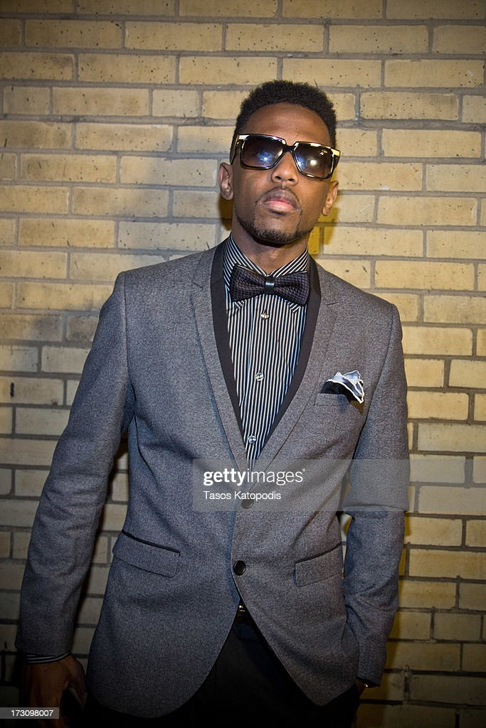 Fabolous attends the Moet Rose Lounge Chicago hosted by Fabolous at Drum Bar at the Raffaello Hotel on July 6, 2013 in Chicago, Illinois.